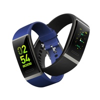 Fitup 2019 Color display sport fitness tracker best smart watch with FCC CE rosh smart watch with 3 axis accelerator
