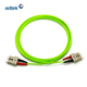 Singlemode/Multimode Simplex Duplex SC OM5 Fiber Optic Patch Cord 2.0mm 5m sc st Fiber Optic Cables