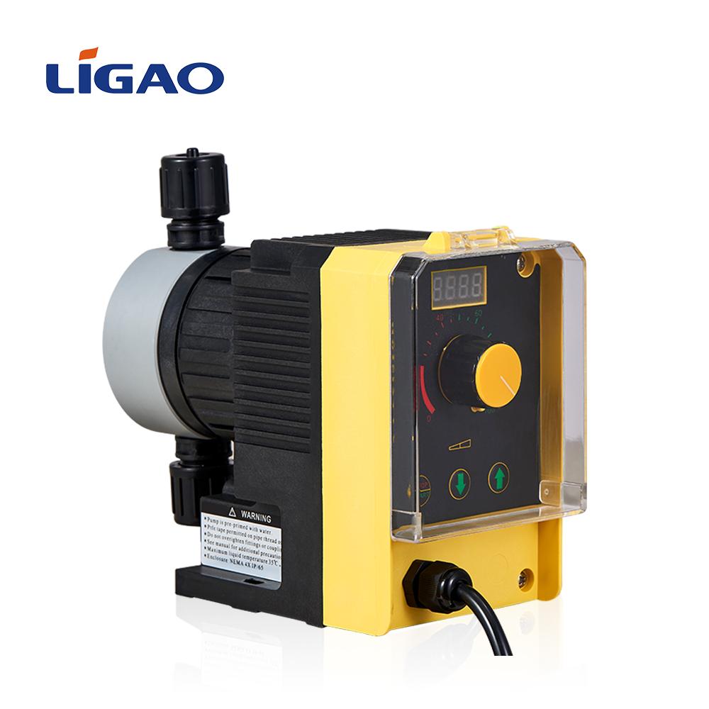 Ligao Chemical Chlorine Solenoid Metering Pump Dosing Pumps - Buy Dosing  Pump,Automatic Chemical Dosing Pump,Solenoid Metering Pump Product on