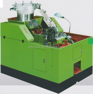 High capacity open close mould cold heading machine
