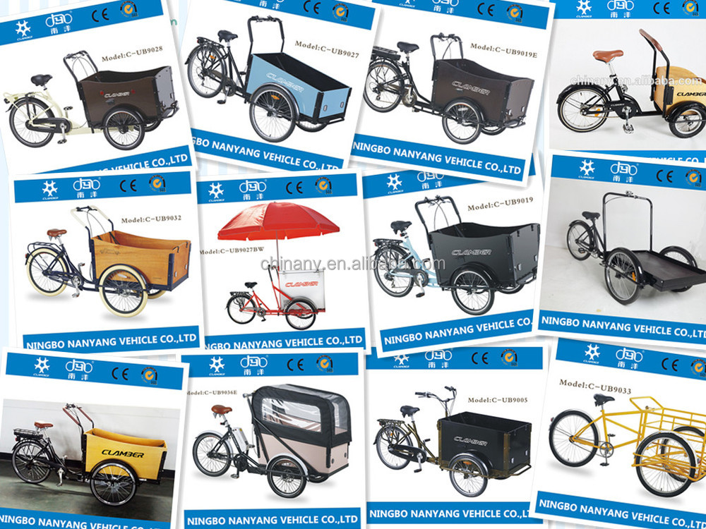 Cheap Cargo Trike /front Loading Tricycle/3 Wheel Tricycle For ...