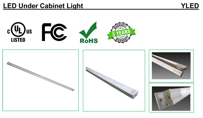 American Kitchen Cabinet LED Furniture light