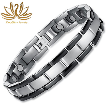 Magnetic Bracelets For Arthritis Pure Anium Bio Bracelet 3000 Neodymium Magnets Pain Relief