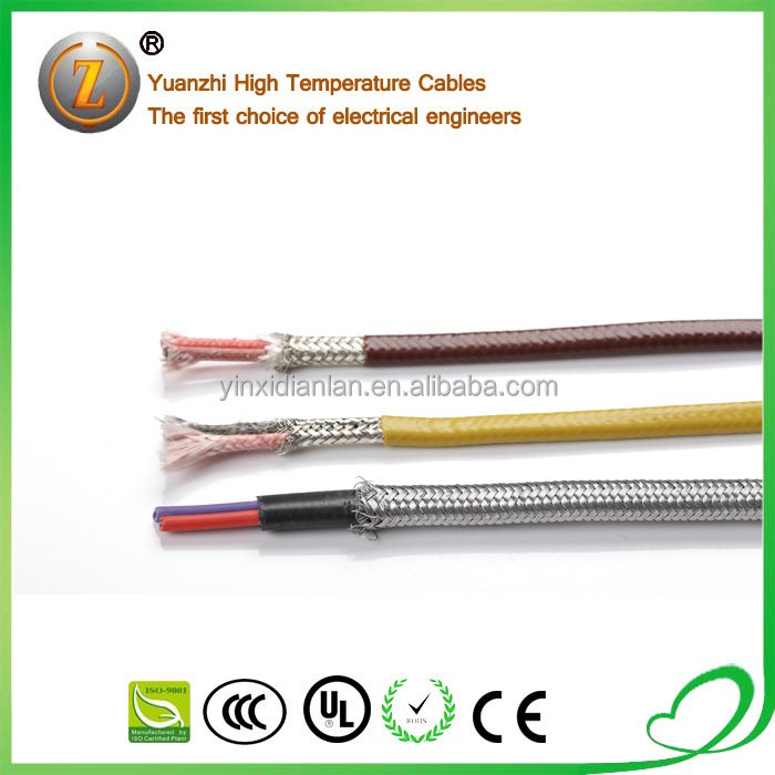 thermo silicone heating cable