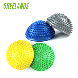 Anti Stress SHiatsu Foot Massager Spiky Ball Multi Function Massage Foot Balance Pad Manufacturer