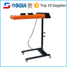 6 Lamps t shirts Flash dryer for screen printing best quality
