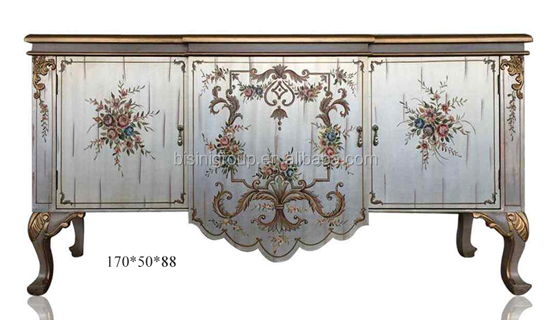 silver hall table. Royal Elegant French Rococo Floral Design Silver Console Table For Lobby Hall BF11-03311b S