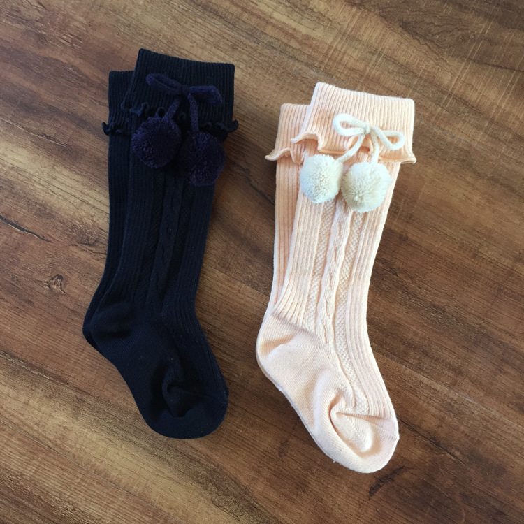 Kids Baby Newborn Boys And Girls Cotton Socks All For Children Clothing And Accessories Autumn And