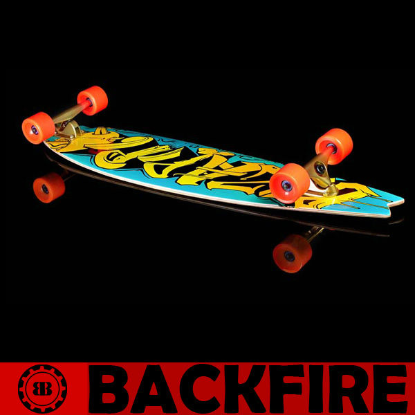 Backfire 2016 new products skateboards old school skateboard