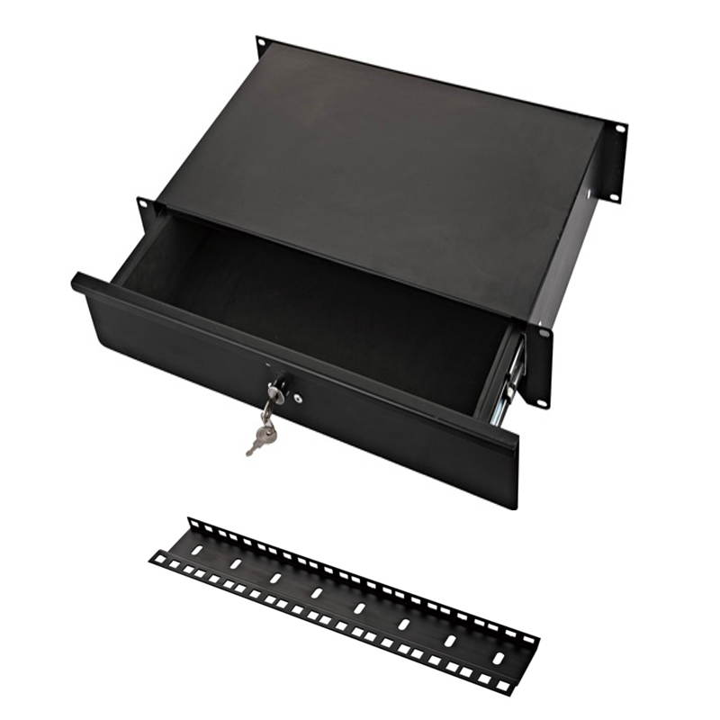 black power coating U rack panel for flight case /transport road case /carry case support <strong>hardware</strong> 22U Rack <strong>hardware</strong>