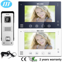 Hands-free 7inch color 2wire/4wire Video door phone video door intercom