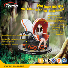 Amusement rides interactive movies 9d egg vr cinema 9d vr cinema equipment virtual reality games