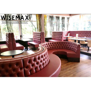 Cool Wholesale Custom Made Modern Furniture Used Black Seating Round Restaurant Booths View Audiometric Booth Wisemax Furniture Product Details From Interior Design Ideas Gentotryabchikinfo