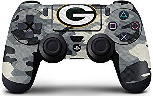 NFL Green Bay Packers PS4 DualShock4 Controller Skin - Green Bay Packers Camo Vinyl Decal Skin For Your PS4 DualShock4 Controller