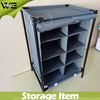 8 Pairs 8 cubes Oxford fabric shoe storage shelves