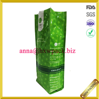 bag in box vacuum aluminum sealed coffee bean packaging bags buyer