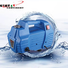 DC-908 90bar car electric portable pressure washer cleaning machine with rechargeable battery