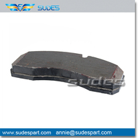 Brake Pad for Mercedes Benz Actors made in china WVA29059