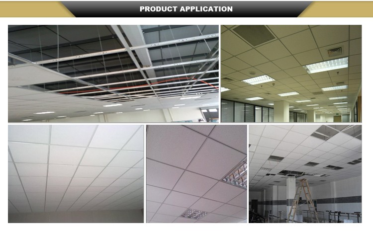 China Well-reputed Supplier Aluminum Alloy Suspended Ceiling ...