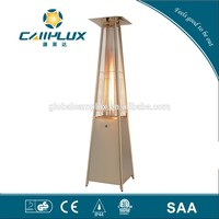 Outdoor Garden Patio Heater Flame Pyramid triangle gas patio heaters burner spare part parts