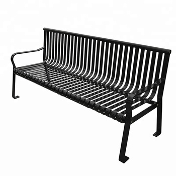 Hot Sale Durable Metal Park Bench For Saleused Park Benches