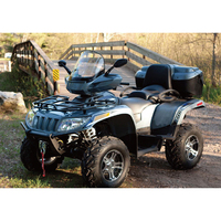 Roto-molded ATV Cargo Box