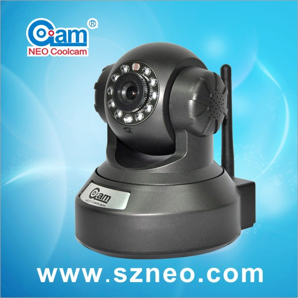 smart home automation infrared night vision p2p ip camera software supports wps onvif