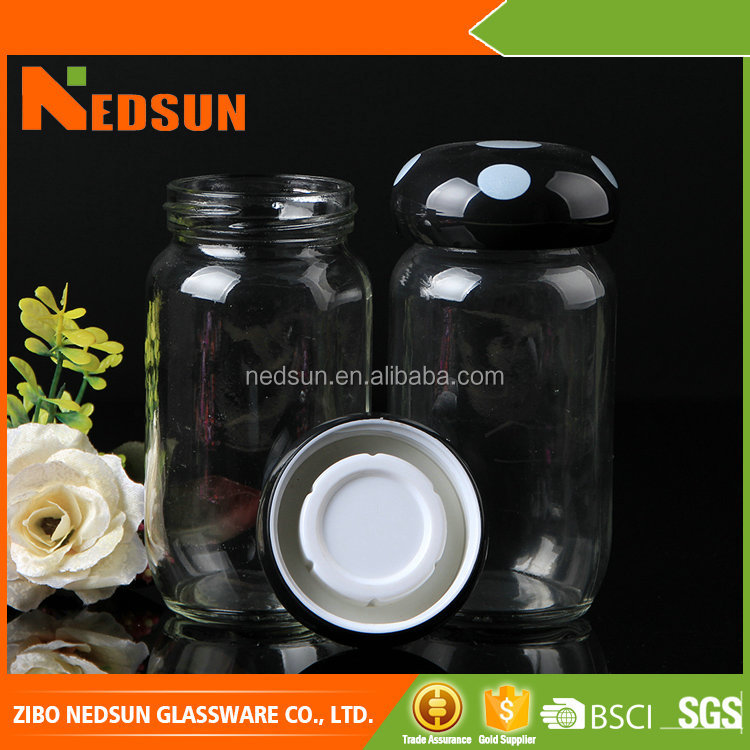 World Famous China Manufacturer mason jars clear glass