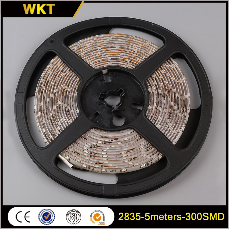 Cost price hot sell 2835-300smd two color led strip two color led strip