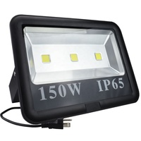 Super Brightness 3 Years Warranty Ip65 Waterproof Outdoor High Power 150W Flood Light