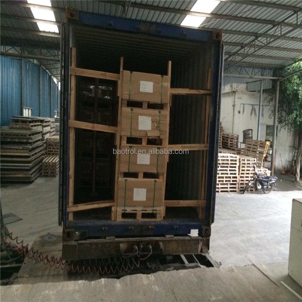 Fabriek directe verkoop nep bakstenen muur/fineer rots/acryl ...