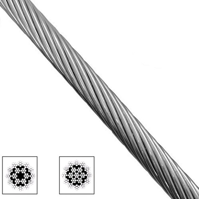 Nice 19x7 Wire Rope Sketch - Home Wiring Ideas - racingchange.info