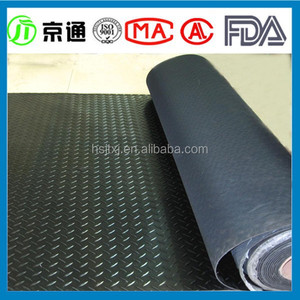 Willow Leaf Surface Insulation Rubber Sheet