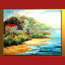 Popular Handmade Canvas Art Wholesale Home Design artwork