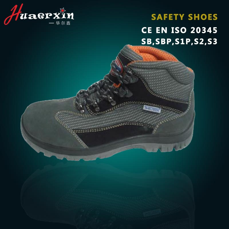 Wholesale High Quality Woodland Safety Shoes Working Shoes
