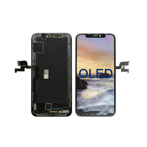 flexible oled screen for iPhone X screen,for iPhone X lcd with digitizer assembly, lcd display panel for iPhone X oled