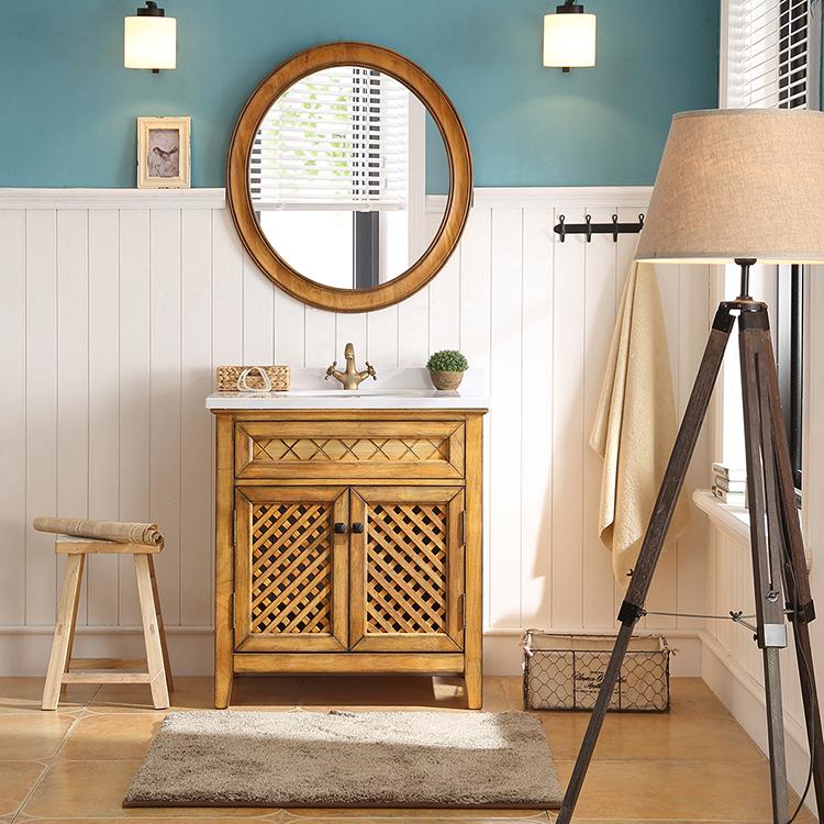 Counter Wash Basin Wooden Cabinet, Counter Wash Basin Wooden Cabinet on