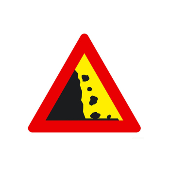 Triangle Road Signs >> Customer S Designs Equipment For The Production Of Road Signs