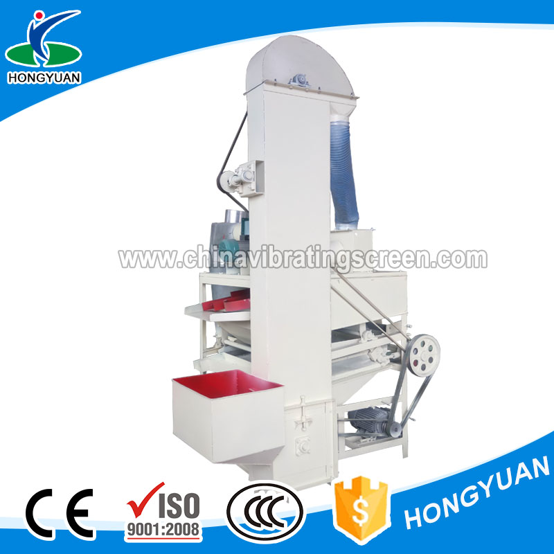 New type particles Cleaning hyacinth bean Sieving Machine