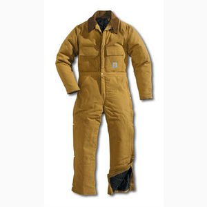 thermal coverall for men thermal working uniform keep warm