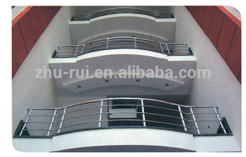Aluminum Balcony Railing Designs Balcony Stainless Steel Railing