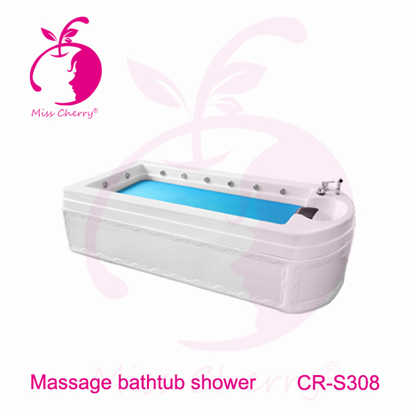 cherrybeauty Led infrared water shower massage bed beauty equipment CR-S368