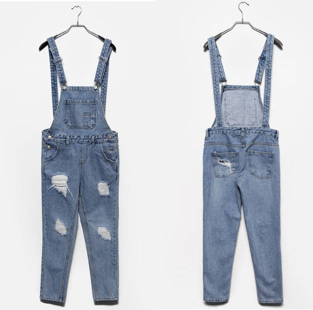 91b4c30df6 Buy Denim Dungarees Salopette for Women Rompers Womens Jumpsuit 2014  Conbinaison Jeans Overalls Coveralls Romper Womens Bodysuit 345 in Cheap  Price on ...
