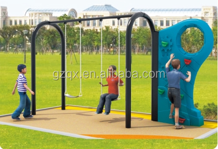 Play Center Best Backyard Swing Sets/kids Swings/children Swing Set QX 102B