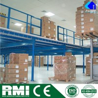 Warehouse Pallet Racking Support Mezzanine Rack Mezzanine System