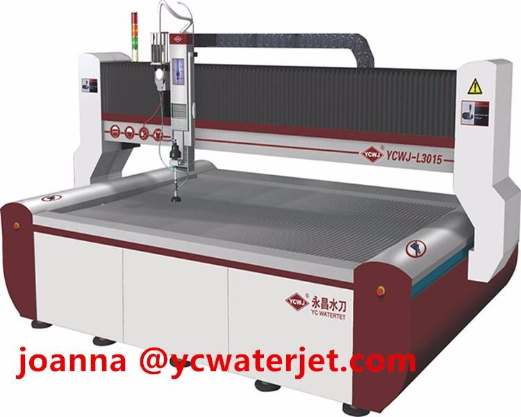 Wholesale YC China cncAcrylic organic glass water jet cutting ...
