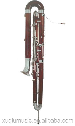 Chinese Woodwind Musical Instruments Contrabassoon Bass Basoon for sale