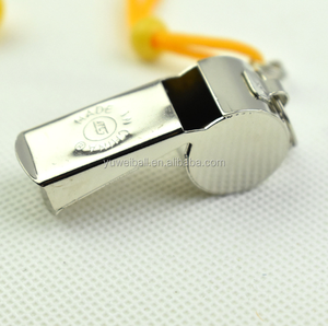 Cheap Referee Metal Sports Whistle Basketball Football Match Stainless Steel Training Whistle