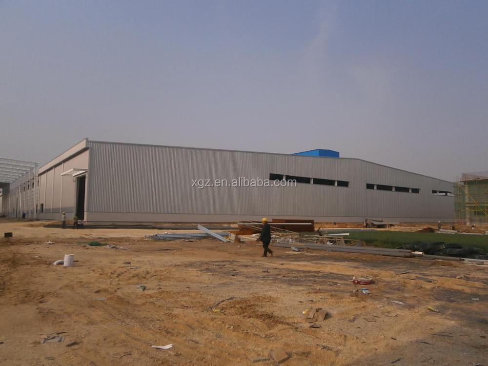 prefabricated steel workshop building kits