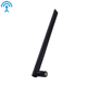 5 Dbi Omnidirectional Folding Rod Rubber Wlan Router Wifi Booster Antenna